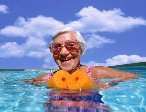 Why is Water Exercise Perfect for Older Adults?